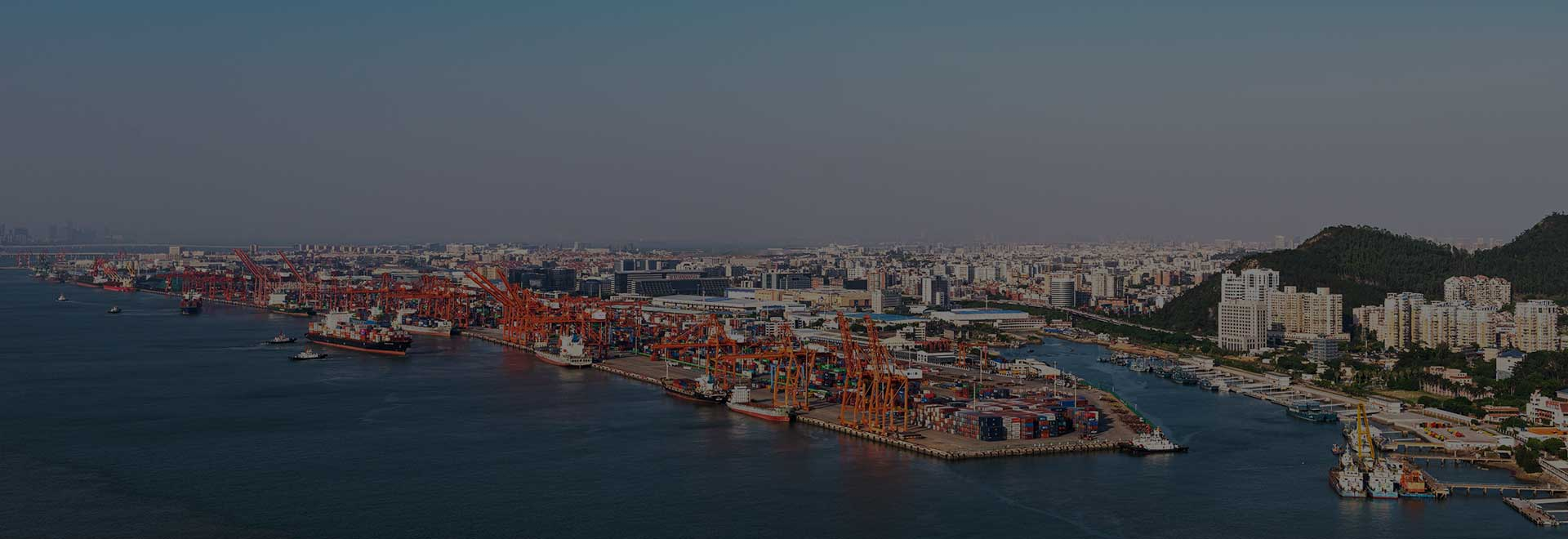 Main Operation Process and Problem Analysis of Sea Freight Consolidation